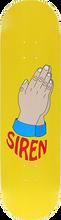 Siren - Symbols Pray Deck-8.25 (Skateboard Deck)