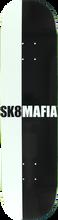 Skate Mafia - Black & White Deck-7.75 (Skateboard Deck)