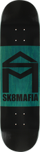 Skate Mafia - House Double Dip Deck-8.06 Black (Skateboard Deck)