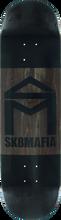 Skate Mafia - House Double Dip Deck-8.38 Black (Skateboard Deck)
