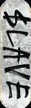 Slave - All Together Deck-8.62 Wht/sil (Skateboard Deck)