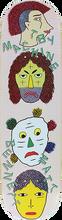 Toy Machine - Bennett Spirits Deck-8.25 (Skateboard Deck)