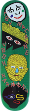 Toy Machine - Harmony Spirits Deck-8.25 (Skateboard Deck)