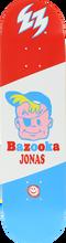 Wraybros - Jonas Wray Bazooka Deck-8.0 (Skateboard Deck)