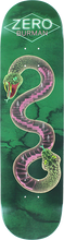 Zero - Burman Serpents Servants Deck-8.0 (Skateboard Deck)