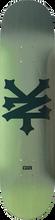 Zooyork - Big Cracker Deck-8.0 Olive Green (Skateboard Deck)