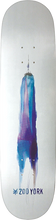 Zooyork - Water Color Freedom Tower Deck-8.25 (Skateboard Deck)