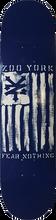 Zooyork - Zunited Deck-7.75 Blue (Skateboard Deck)