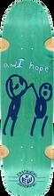 """Earthwing - Hope 34"""" Deck-8.5x34 Blue (Longboard Deck)"""