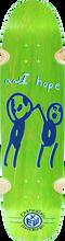 "Earthwing - Hope 34"" Deck-8.5x34 Green (Longboard Deck)"