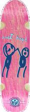 "Earthwing - Hope 34"" Deck-8.5x34 Pink (Longboard Deck)"