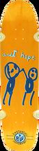 """Earthwing - Hope 36"""" Deck-8.75x36 Orange (Longboard Deck)"""