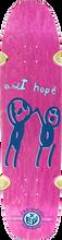 "Earthwing - Hope 36"" Deck-8.75x36 Pink (Longboard Deck)"