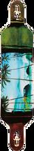 Gravity - Drop Carve Paradise Deck-9.5x41 (Longboard Deck)