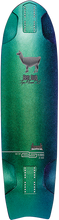 Kebbek - Ben Dub Topmount 25th Deck-9.75x38 (Longboard Deck)