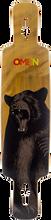 Omen - Artemis Deck-9.5x41.5 (Longboard Deck)