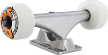 Bullet - Assembly 140mm Silver W/53mm Oj Logo Wht (Priced Per Pair)