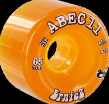 Abec 11 - Erniez 65mm 81a Clr Amber (Wheels - Set Of Four)