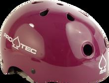 Pro Tec - (cpsc)classic Gloss Eggplant L Helmet