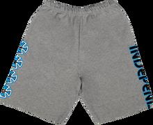 Independent - Chop Bar Sweat Shorts L-grey Hthr/blu