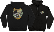 Creature - Army Zip/hd/swt M-black