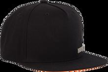Santa Cruz - Block Strip Badge Hat Adj-blk