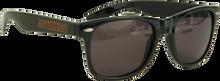 Anti Hero - Long Black Hero Outline Sunglasses Blk/org