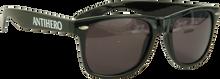 Anti Hero - Long Black Hero Sunglasses Blk/wht
