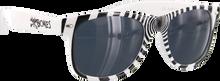 Bones Wheels - X-ray Sunglasses Blk/wht W/wht Arms