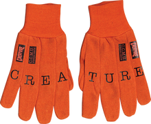 Creature - Ccmu Work Gloves Orange