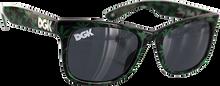 Dgk - Classic Shades Leaf Blk/grn