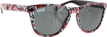 Dgk - Haters Two Tone Shades Collage Red