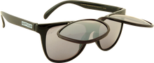 Happy Hour - Hour Gerwer Double Down Blk Sunglasses