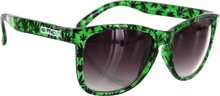 Happy Hour - Hour Pudwill High Times Blk/grn Sunglasses