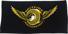 Spitfire - X Ah Classic/eagle Towel Black