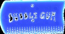 Bubble Gum - Gum Wax Comb Blue