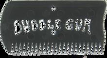 Bubble Gum - Gum Wax Comb Black