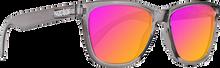 Nectar - Disco Polarized Clr.grey/pink Yello