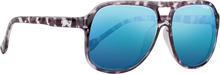 Nectar - Revert Polarized Black Tortoise/blue Mirror