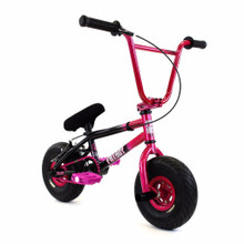 Fatboy BMX Stunt Series Bike - Mini BMX - HellCat
