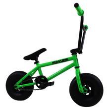 Fatboy Mayhem BMX Riot Series Bike - Mini BMX - Toxic Green