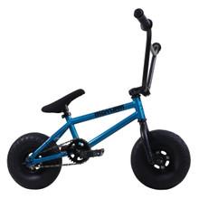 Fatboy Mayhem BMX Riot Series Bike - Mini BMX - Blue Haze