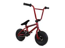 Fatboy Mayhem BMX Riot Series Bike - Mini BMX - Rikochet Red