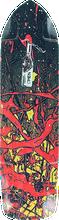 Omen - Killjoy Deck-9.8x38 Blk/red - Longboard