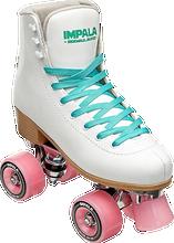 Impala Rollerskates - Sidewalk Skates White-size 10