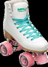 Impala Rollerskates - Sidewalk Skates White-size 2