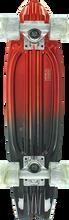"Globe - 23"" Bantam St Complete Chrome Rust/blk .pc - Complete Skateboard"