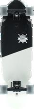 Globe - Big Blazer Complete-9.12x32 Blk/wht/scorps - Complete Skateboard