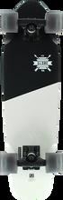 "Globe - Blazer 26"" Complete-7.25x26 Blk/wht/serpent - Complete Skateboard"