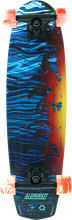 Aluminati - Island Glow Bullnose Complete-8x30 - Complete Skateboard